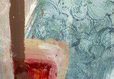 Dagmar 09 | Detail: Bein und Textil im Hintergrund