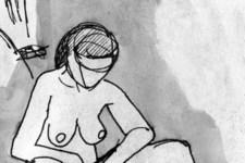 Esmeralda | Skizze 1 | Detail: Obere Hälfte