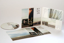 Philipp Nykrin Trio: Open-ended | Digipack, Booklet, Label