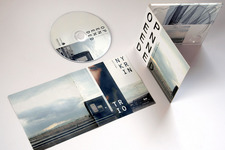 Philipp Nykrin Trio: Open-ended | Digipack, Booklet und Label