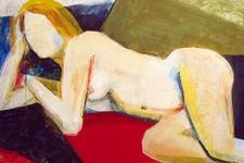 Malerei | Akt Studie | Eve 3 (Detail 3)