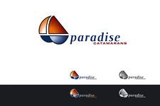 Paradies Katamarane | Markenentwicklung | Logoblatt