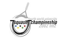 Squash Weltmeisterschaften 2002 | Markenentwicklung | Wort-Bild-Marke