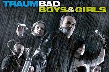 Traumbad-boys-girls | Die Auftragsprofis | Flyer DIN A5 | Logo (komplett)