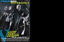 Traumbad-boys-girls | Die Auftragsprofis | Flyer DIN A5 | Front (Komplett)