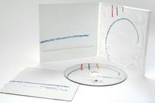 Triotonic | The coulour of four | Digipack (geöffnet), Booklet und Label