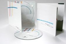 Digipack inkl. Booklet und Label