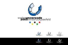 Universiade 05 | Markenentwicklung | Logoblatt (Anwendungen)