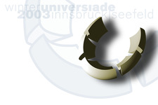 Universiade 05 | Markenentwicklung | Sekundärstilelement & Key Visual