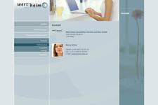Wert-heim Immobilien | Website | Kontakt: Nancy Artner