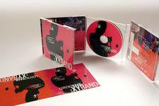 XY:BAND | Jewelcase, Booklet, Inlaycard und Label (Detail 3)
