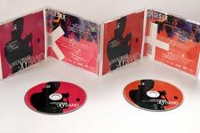 XY:BAND | Doppel CD (Inlaycard & Booklet dreh/wechselbar)