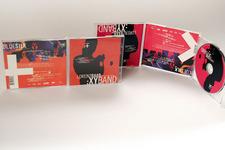 XY:BAND | Jewelcase, Booklet, Inlaycard und Label (Live)