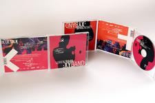 XY:BAND | Jewelcase, Booklet, Inlaycard und Label (Remix)