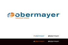 Obermayer Fenster | Branddevelopment | Figurative mark | Logosheet