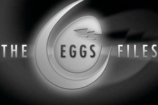cracked anegg records | the eggs files | compilation | cover B (Detail 1)