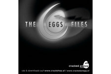 cracked anegg records | the eggs files | compilation | cover B (Voll)