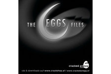 cracked anegg records | the eggs files | compilation | cover A (Voll)