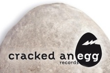 cracked anegg records | Labelnight 08 | Flyer (Detail 2)