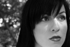 Isabella   Tattoo und Licht   Detail: Gesicht
