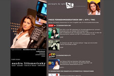 Sandra Littomericzky | Website | TV Moderatorin