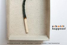 Schmidt happens! | CD-Cover | Detail: Titel (Unterer Teil)