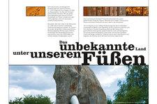 Terra incognita | Booklet: Seite 2/3